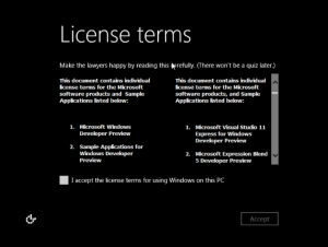 License Terms